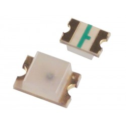 ( 10 pcs ) CHIPLED SMD 0805 Super bright GREEN