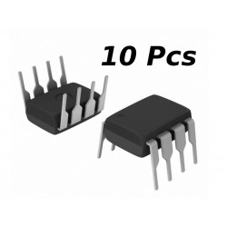 10pc NE555 DIL 8 PIN