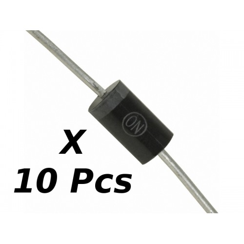 1N5820 - DIODE SCHOTTKY 3A 20V DO-201AD