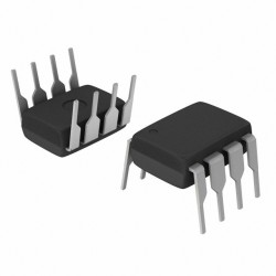 24LC512-I/P 64K I2C EEPROM 400kHz DIL08