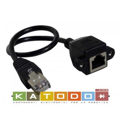 30Cm LAN Network RJ45 Male...