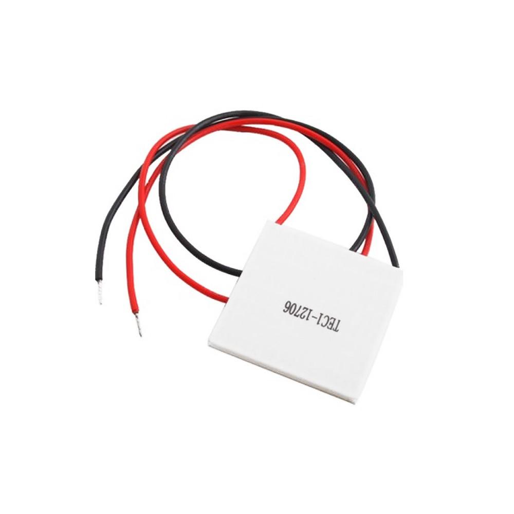 TEC1-12706 Thermoelectric Peltier Cooler 12 Volt 92 Watt