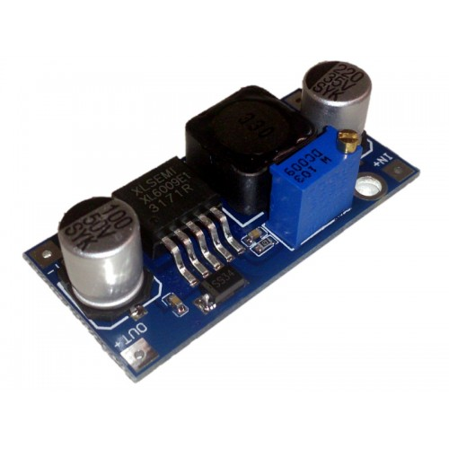 XL6009 DC-DC Step Up Module 35V 3A 10W ( see detail )