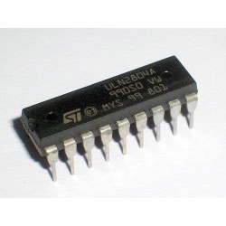 5pcs ULN2804A - EIGHT DARLINGTON ARRAYS 500mA 50V