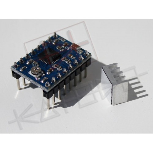 A4988 Driver with Heatsink - Ideal for 3D printer like RepRap