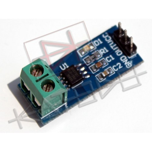 ACS712ELC-05B-T +/-5A Current Sensor
