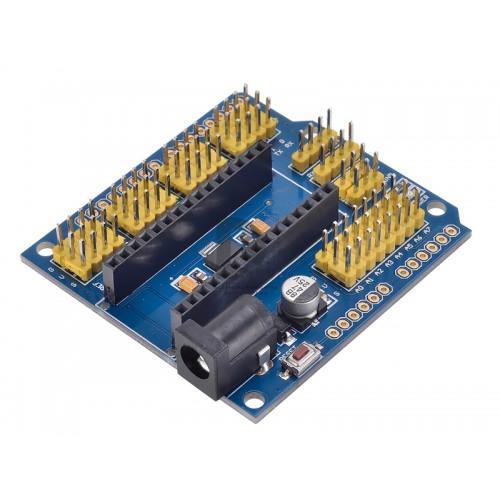 Arduino Nano I/O Shield,...