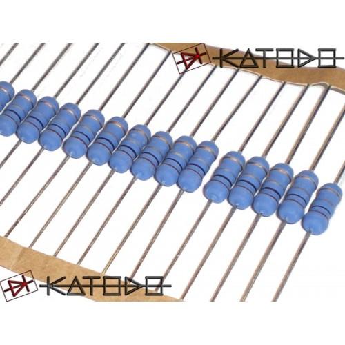 ( 10pc ) Resistor PTH 1 Ohm 2W 5%