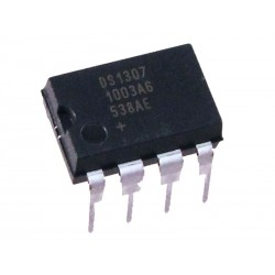DS1307+ 64 x 8, Serial, I²C Real-Time Clock
