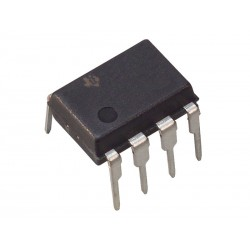 ( 2 pcs ) UA741CP Bandwidth 1MHz, Slew Rate 0.5V/µs