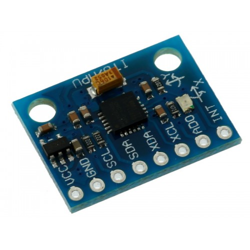 GY-521 MPU-6050 Six-Axis (Gyro + Accelerometer) MEMS Motion