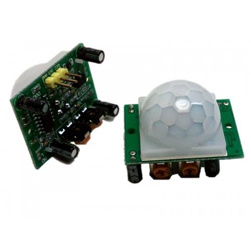 HC-SR501 Pyroelectric Infrared PIR Motion Sensor Detector Module