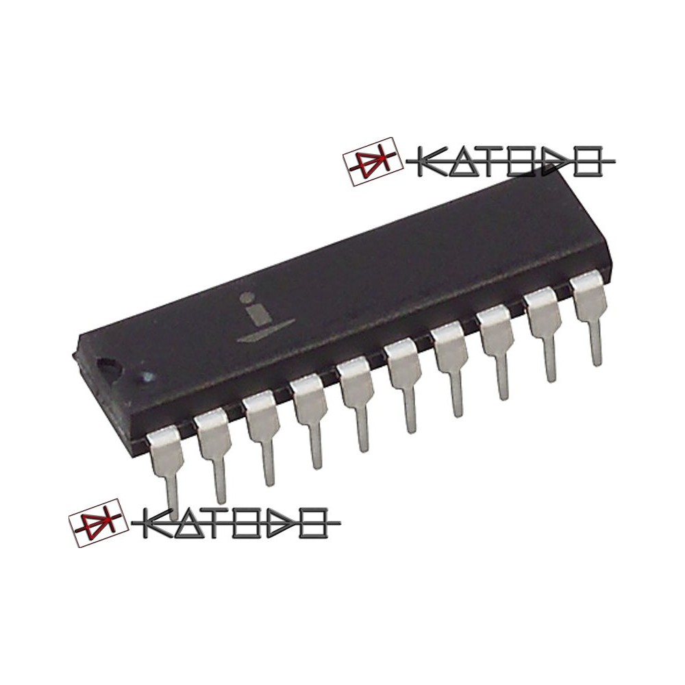 HIP4081AIP High Frequency FET Driver