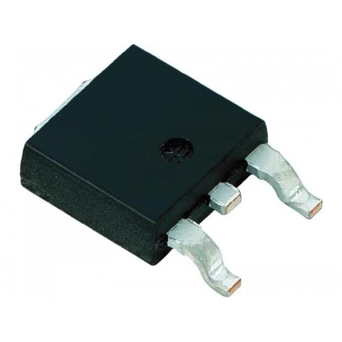 IRLR2905TRPBF D-Pak N-MOSFET 55V 42A 0,027 Ohm