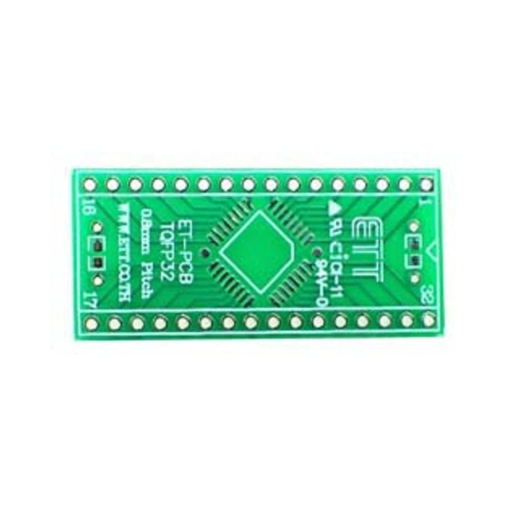 PCB 32 pin TQFP SMD Adapter