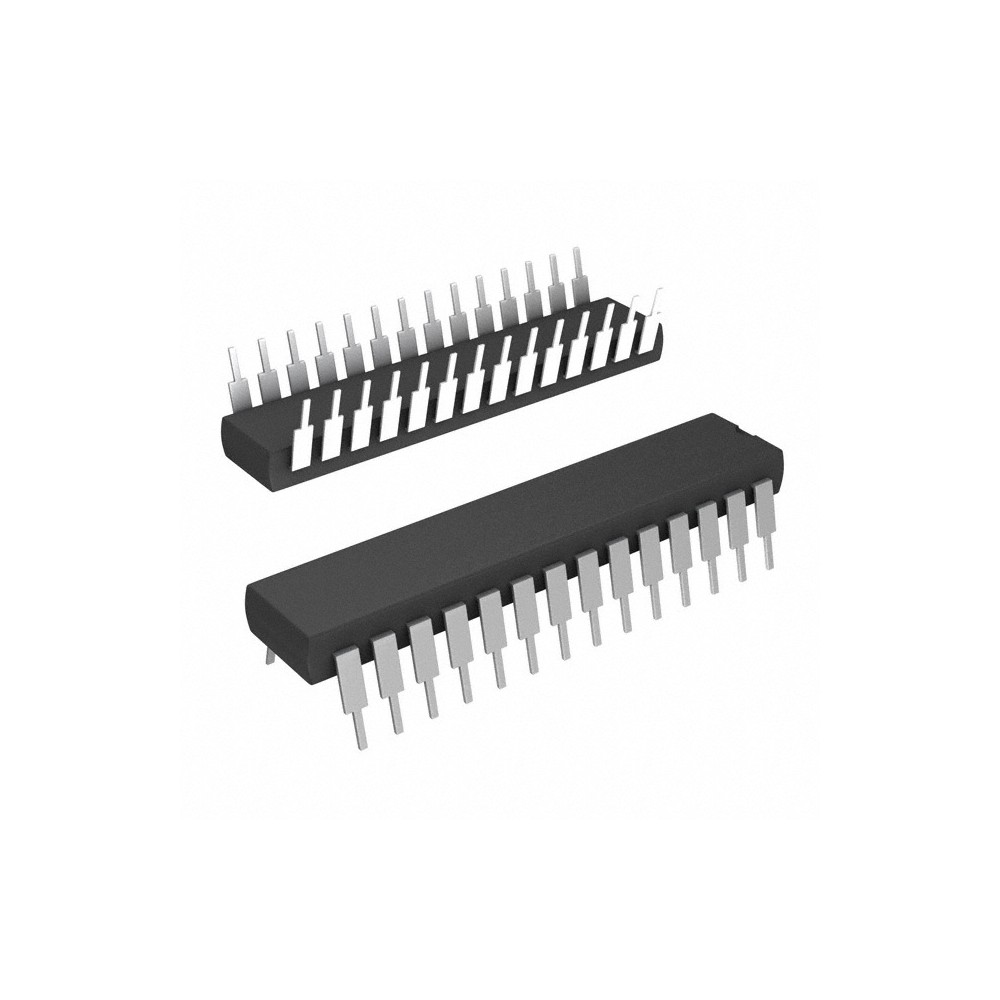 PIC18LF2431-I/SP - 8-bit PIC® Microcontrollers - PIC18LF2431 - PIC18