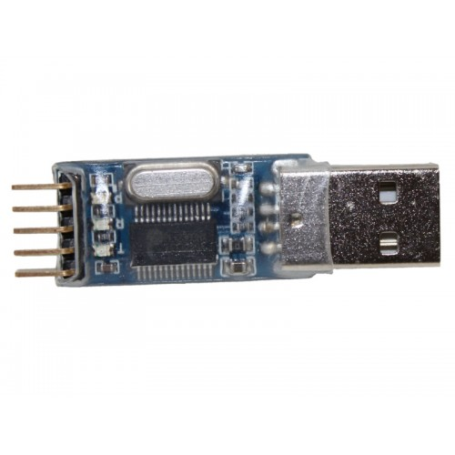 PL2303 USB to UART (TTL) Communication Module - Not compatible with Win 8 ( and above )