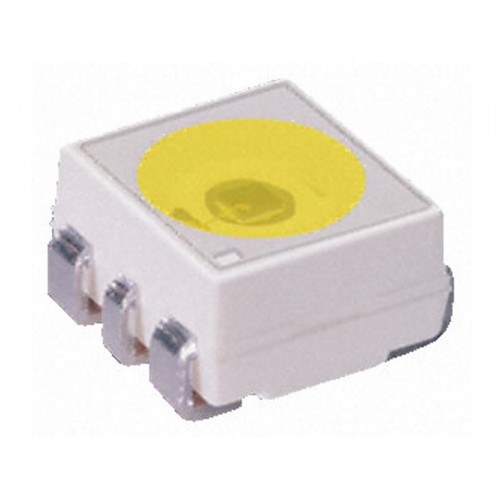 Power LED BIANCO 250mA 4.1V 5600K 18.8lm 9000mcd 3,2x3,5mm