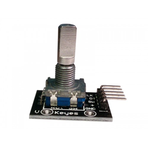 Rotary Encoder for Arduino with Push Botton switch