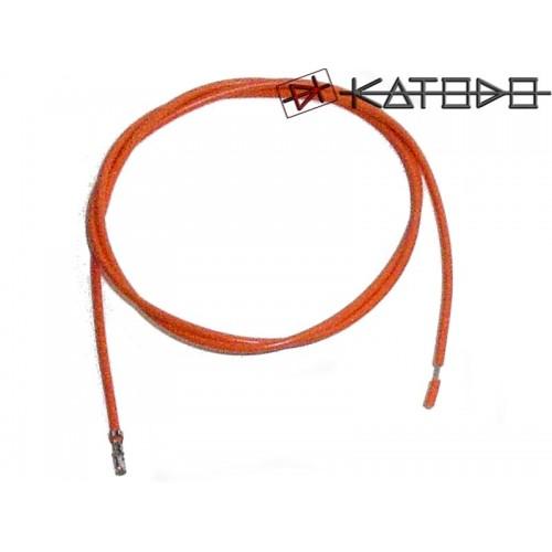( 10 pc ) CAVETTO 0,22mmq JST SPH-002T-P0.5S 40Cm - ARANCIONE