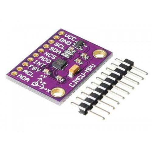 SPI/IIC MPU9250 9-Axis Attitude + Gyro + Accelerator + Magnetometer Module Board CJMCU-MPU