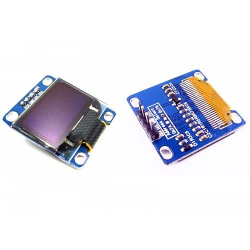 """White 0.96"""" IIC I2C 128X64 OLED LCD Display Module ( Arduino STM32 AVR 51 )"""