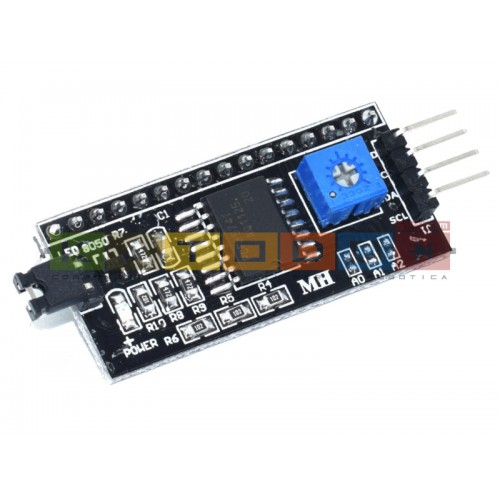 PCF8574 IIC I2C TWI SPI Interface Module for 1602 LCD Display