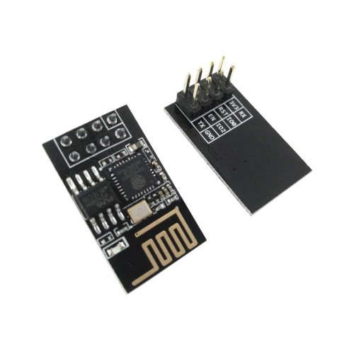 ESP8266 ESP-01S Serial WIFI Wireless Transceiver Module Send Receive AP+STA