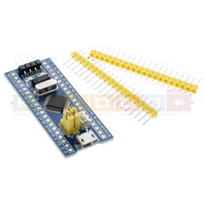 Stm32duino Blue Pill STM32F103C8T6 ARM Cortex-M3 64k Flash†, 20k RAM, USB Development Board Module