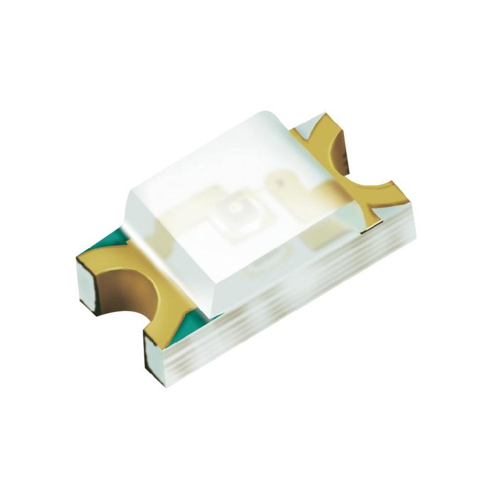 ( 20 pcs ) CHIPLED SMD SMT 0805 Super bright BIANCO WHITE - 3.0-3.2V