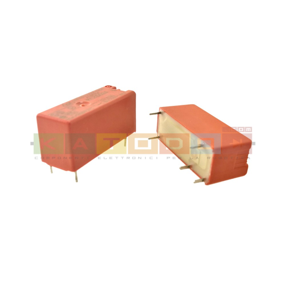 RY210024 - General Purpose Relay SPDT (1 Form C) 24VDC Coil Through Hole - 8A 250Vac contact