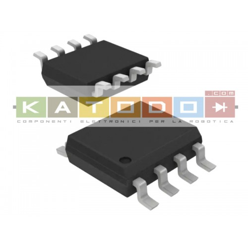 AT24C512C-SHD-T - I2C Compatiable 2-wire) Serial EEPROM 512-Kbit (65,536 x 8) - 2.5V to 5.5V - SO8 0.208""