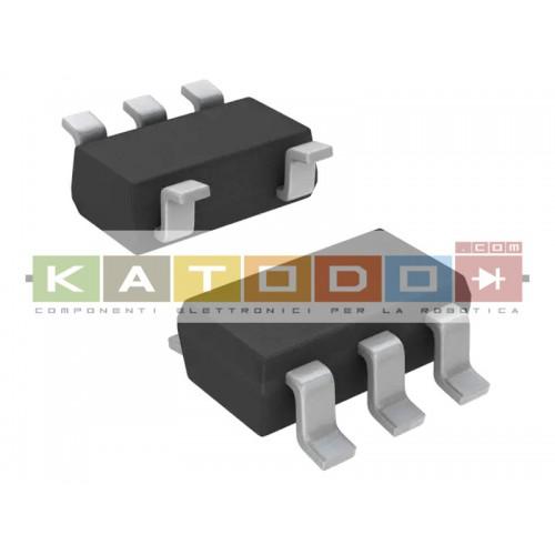 MCP6G01T-E/OT - Selectable Gain Amplifier - 1.8V to 5.5V - SOT-23-5