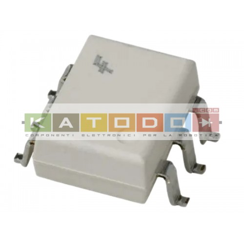 MOC3041SR2M - OPTOISOLATOR 4.17KV TRIAC 6SMD