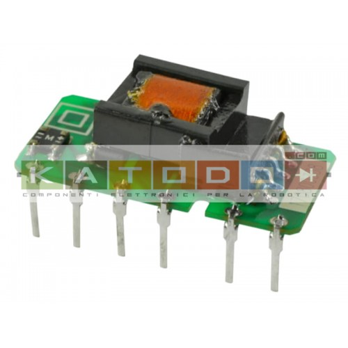 PBO-1-S5-B - Open Frame AC DC Converters 1 Uitgang 5V 200mA 85 ~ 305 VAC, 70 ~ 430 VDC Input
