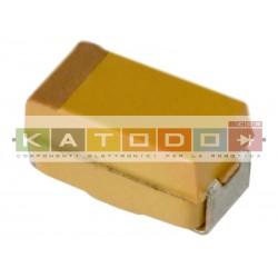 Tantalum Molded Capacitors - 100µF 10V 2312 (6032 Metric) 75mOhm