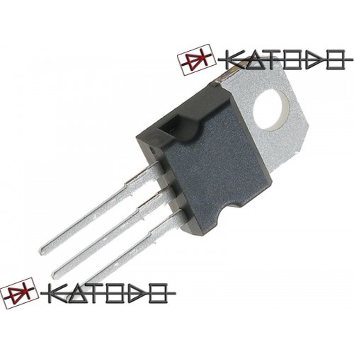 ( 3 pcs ) LM2940CT-5.0 1A LOW DROPOUT REG. TO220