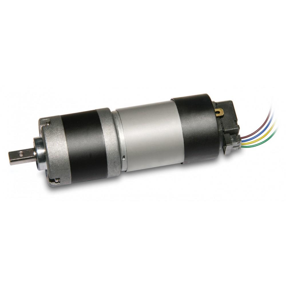 PLANETARY GEAR-MOTOR E192 24 Vdc 220NCm 67:1 60rpm WOC ENCODER BIFASE
