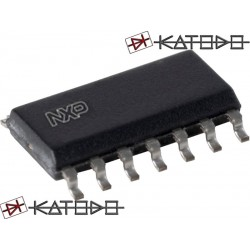 ( 5 pcs ) 74HCT08D 2-INPUT AND GATE SMD