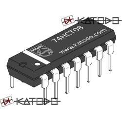 ( 5 pcs ) M74HCT08B1 2-INPUT AND GATE