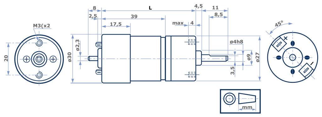 HL149 datasheet
